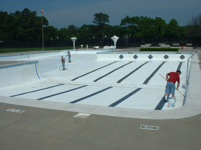 Sea Crystal Pools Inc. - Long Island, New York Commercial Swimming